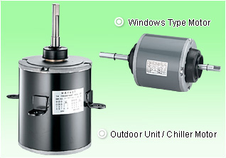 Chiller AC Motors