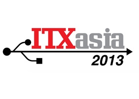 ITX Asia 2013 Trade Exhibition & Conference